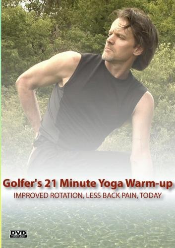 Yoga Golf Golfers Minute Warm up product image