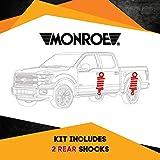 Monroe Quick Mount Kit of 2 Shocks fits Chevrolet