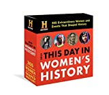 #10: 2019 History Channel This Day in Women's History Boxed Calendar: 365 Extraordinary Women and Events That Shaped History