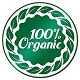 100% Organic 2 inch Round Labels Stickers Food Farm Farmers Market Fruit Stand 300 Labels