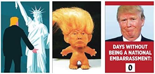 Inc New Trump Troll Magnet Ephemera
