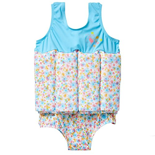 Splash About Float Suit Adjustable Buoyancy, Flora Bimbi, 1-2 Years