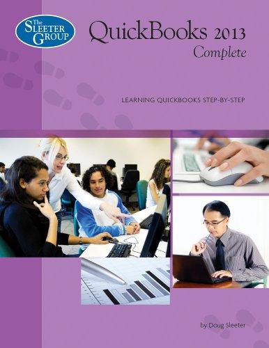 QuickBooks Complete - Version 2013