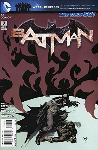 Batman (2nd Series) #7 VF/NM ; DC comic book