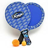 Fun Gripper Fireball Paddleball Set - Blue By: Saturnian I P.E Supplier