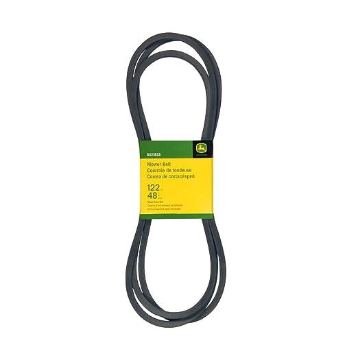 John Deere Original Equipment V-Belt #GX21833: Amazon.es: Jardín