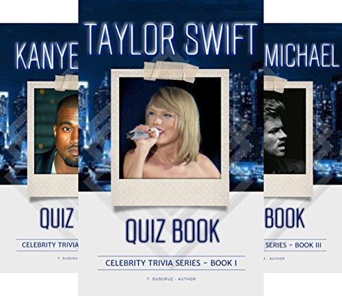 Celebrity Trivia Series (6 Book Series)