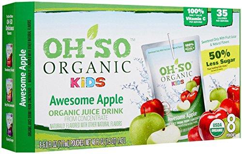 organic apple juice kids - 3