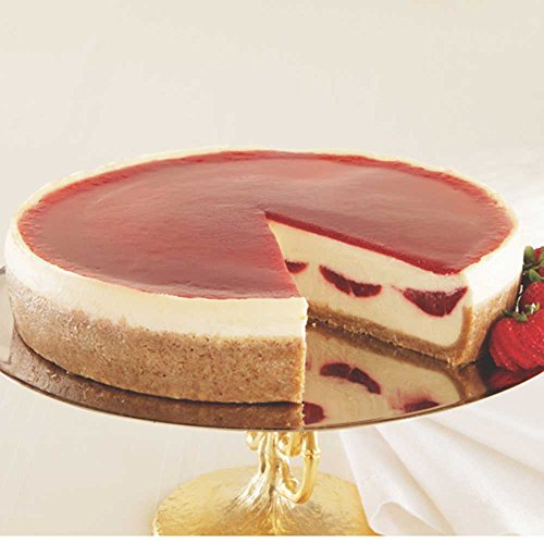 Sweet Street Strawberry Cream Cheesecake, 4.93 Pound -- 2 per case.