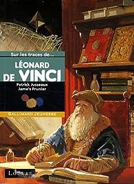 Léonard de Vinci par Patrick Jusseaux