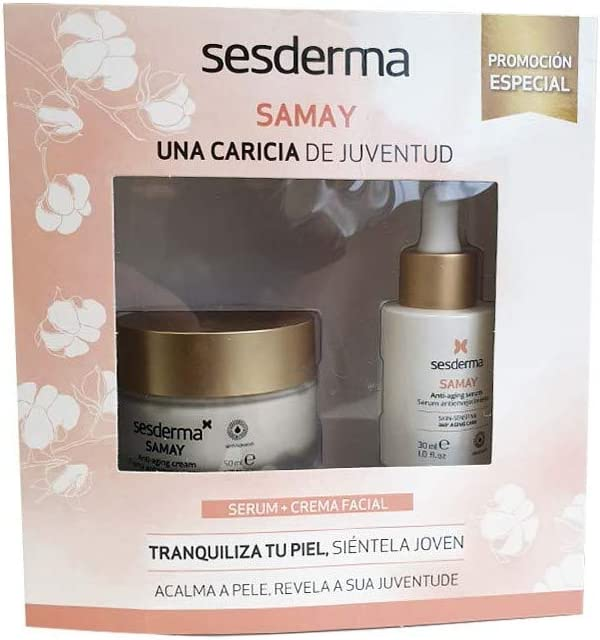 SESDERMA - Serum Antienvejecimiento Samay 30 Ml Sesderma: Amazon ...
