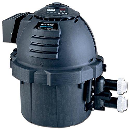 Sta-Rite SR333LP Max-E-Therm Black Propane Gas Pool and Spa Heater, 333-BTU