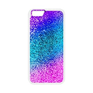 Case for IPhone 6, Colored Plastic Granules Case for IPhone 6, Kaktana White