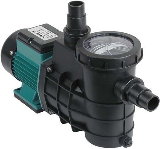 Speed Bomba de filtro para piscina (5000/8000/14500 l/h): Amazon ...