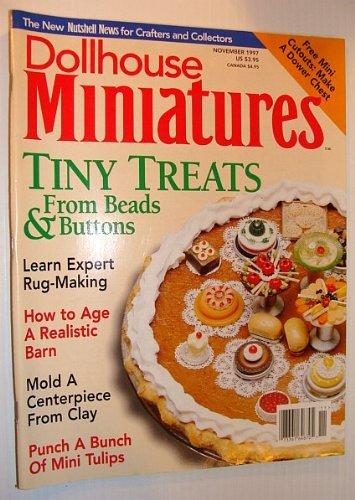 Dollhouse Miniatures, November 1997 - Tiny Treats