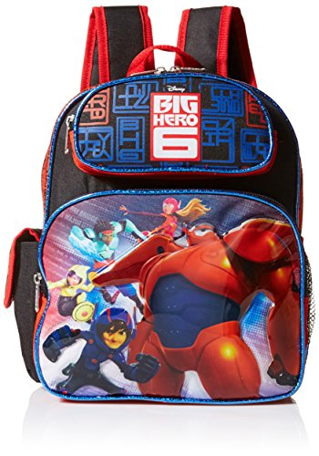 - Disney Big Hero 6 Small Backpack Bag