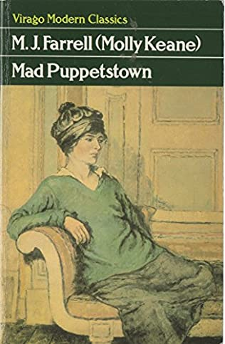 book cover of Mad Puppetstown