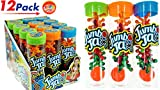 JA-RU Big Jax Toy with Carry Case (12 Packs) Jacks. Comes with 1 Collectable Bouncy Ball| Item #6569-12p