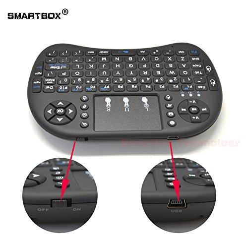 SmartBox® 2GB/8GB CS918 Q7 MK888 Smart Android TV Box Media - Import