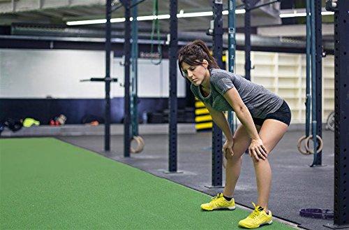 Amazon incstores agility turf rolls ft wide indoor