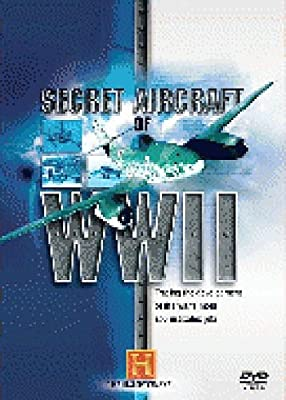Secret Aircraft of Wwii