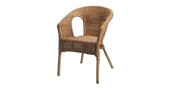 Ikea - Silla de bambú: Amazon.es: Hogar