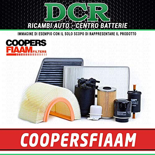 Coopersfiaam Filters FT5916 Oil Filter: