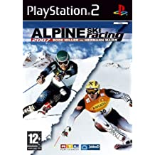 Alpine Ski Racing 2007 (PS2) by Jowood Games