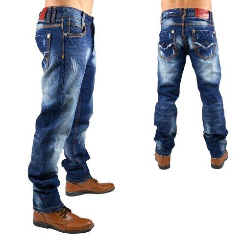 Herren Jeans ID550 Straight Fit (Gerades Bein)