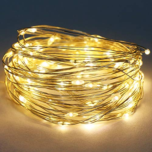 100 Led 10M String Fairy Lights in US - 2