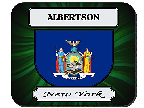 albertson-new-york-ny-city-mouse-pad