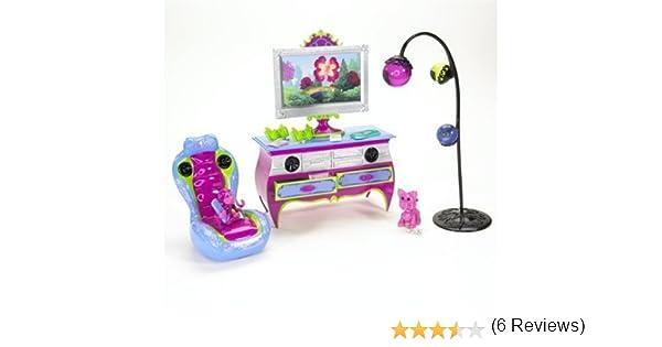 Amazon.es: N4897 - La vida de Barbie - habitación Deluxe juego ...