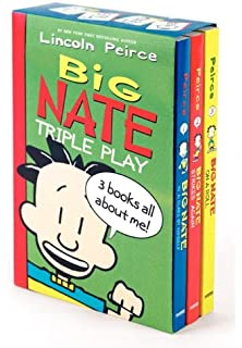 Big Nate Triple Play: Big Nate in a Class by Himself/Big Nate Strikes Again/Big Nate on a Roll price comparison at Flipkart, Amazon, Crossword, Uread, Bookadda, Landmark, Homeshop18