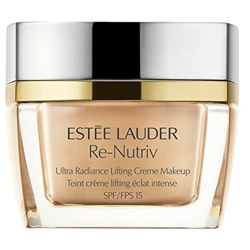 (Estée Lauder Re-Nutriv Ultra Radiance Lifting Creme Makeup SPF 15 Cashew)