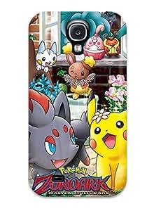 New Arrival Pokemon AASayVP3927ZXQiB Case Cover/ S4 Galaxy Case
