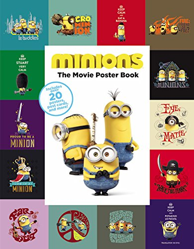 Minions: The Movie Poster Book -