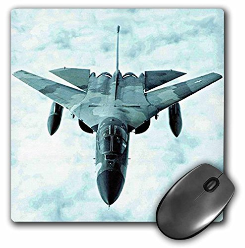 F-111 Bomber (3dRose LLC 8 x 8 x 0.25 Inches Mouse Pad, F-111 Bomber (mp_322_1))