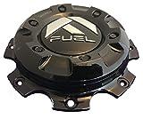 Fuel Gloss Black Wheel Center Caps Set of One (1) # 1003-27GB