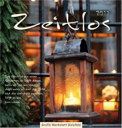 Zeitlos 2011: Postkartenkalender