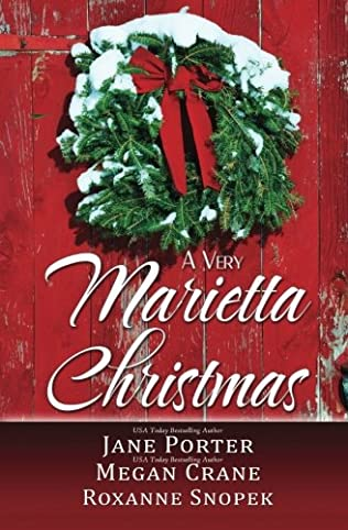 book cover of A Very Marietta Christmas