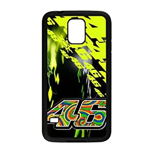 Samsung Galaxy S5 Cases Cell Phone Case Cover Valentino Rossi 46 5R56R802699