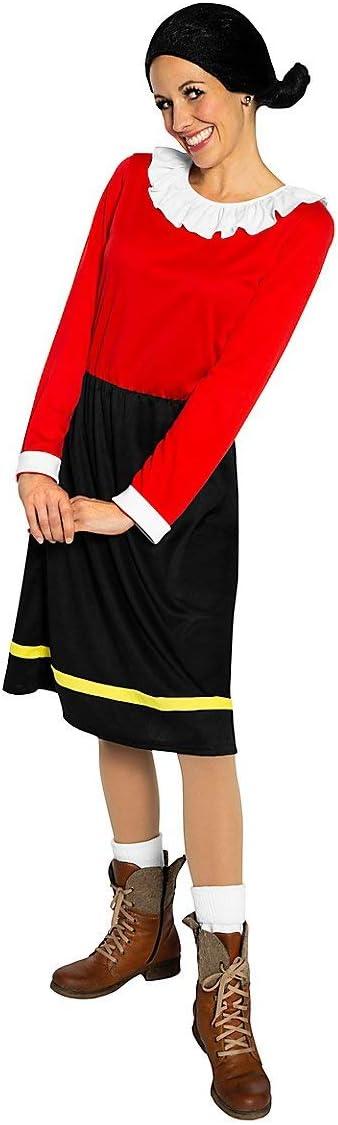 Generique - Disfraz Olivia Adulto XL: Amazon.es: Juguetes y juegos