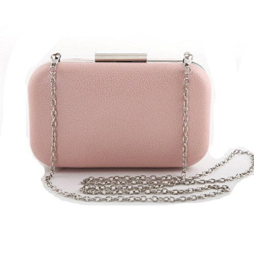 Eysee - Cartera de mano para mujer Rosa negro 36cm*26cm*13cm rosa