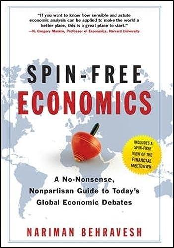Spin free economics nariman behravesh 9780071549035 amazon books fandeluxe Gallery