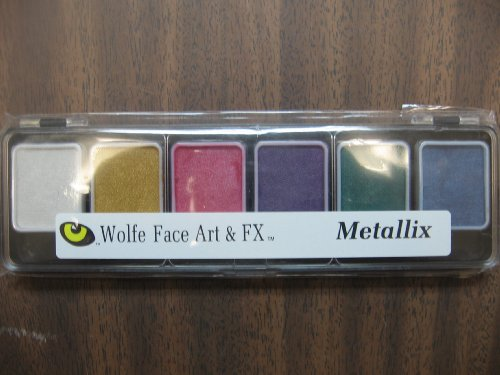 Wolfe Color Palette Paint Metallix product image