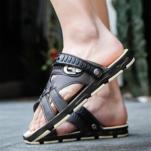 Sandals Non Pool Techcity Walking Slides Shower Slip Breathable Summer Outdoor Black Slippers Beach Sport Clogs Garden 01 Unisex Shoes XqxqFfS