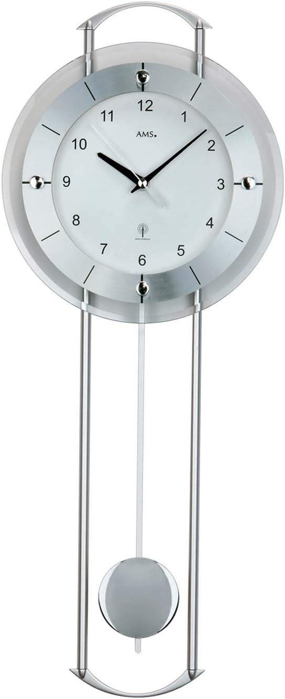 AMS 5254 - Reloj de pndulo (controlado por Radio, Aluminio)
