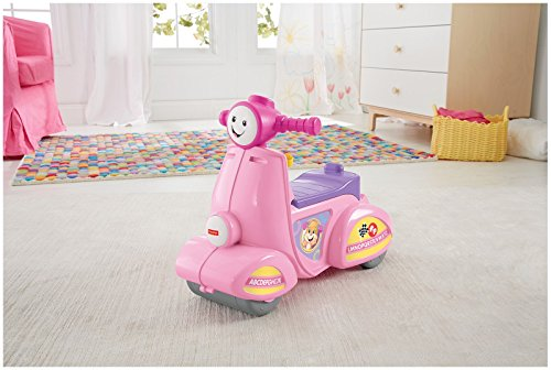 Fisher-Price-DLV18-Laugh-Learn-Smart-Stages-Scooter-Toy