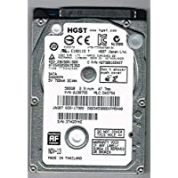 Hd Notebook 500gb Sata 3 16mb 5400rpm HTS545050B7E380 HITACHI