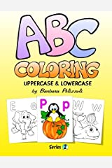 ABC Coloring Series 2 Paperback